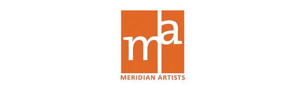 Meridian Artist Sponsor Logo