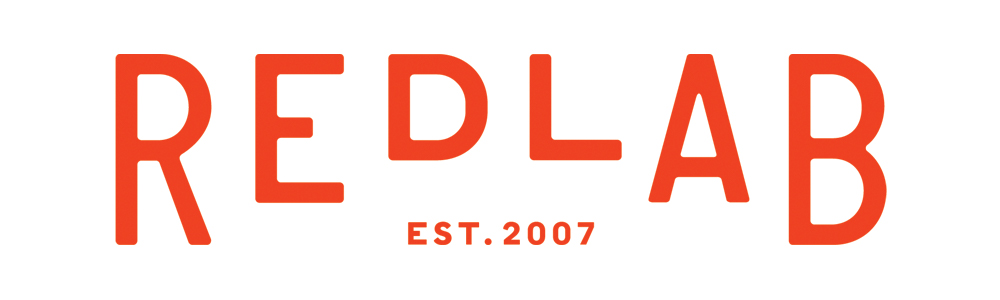REDLAB Logo Sponsor