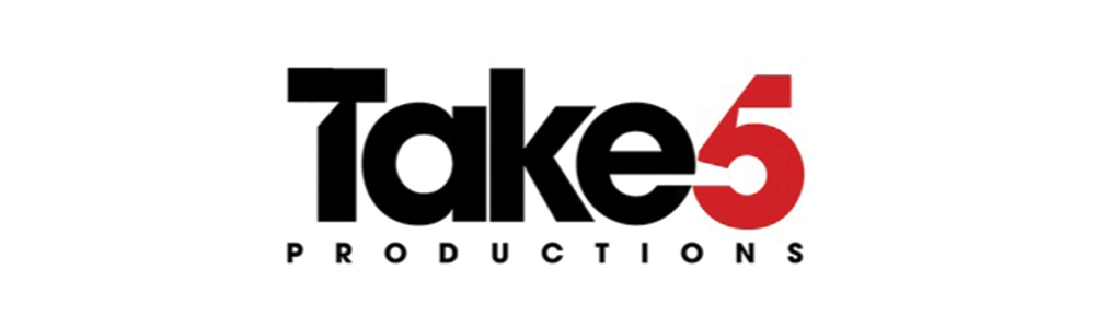 Take5 Productions 2018 Events Sponsors Logo