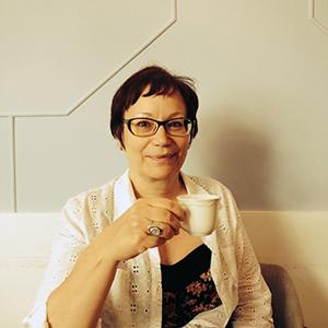 editor Daria Ellerman, CCE