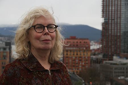 editor Lara Mazur, CCE