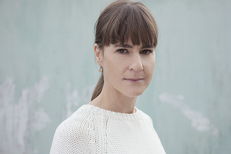 Editor Carmen Pollard