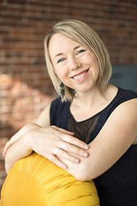 Editor Jenn Strom