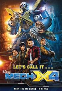 Mech X4 Series Poster
