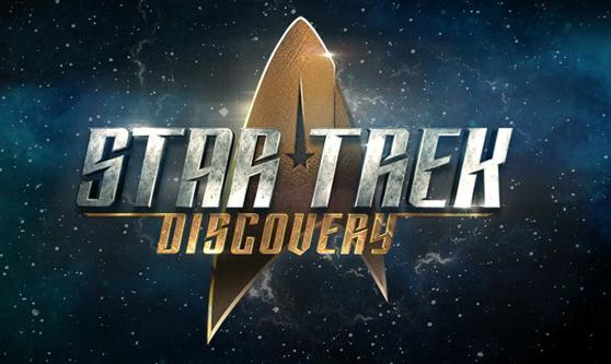 Star Trek Discovery series poster
