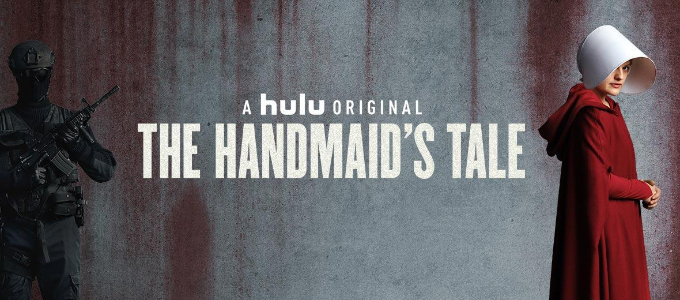 The Handmaid's Tale series poster