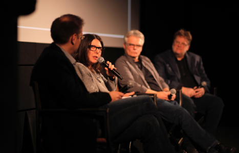 The Editors Cut Episode 001 - documentary confidential - edticon panel
