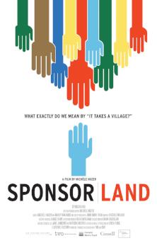Sponsor Land Film Poster Michelle Hozer