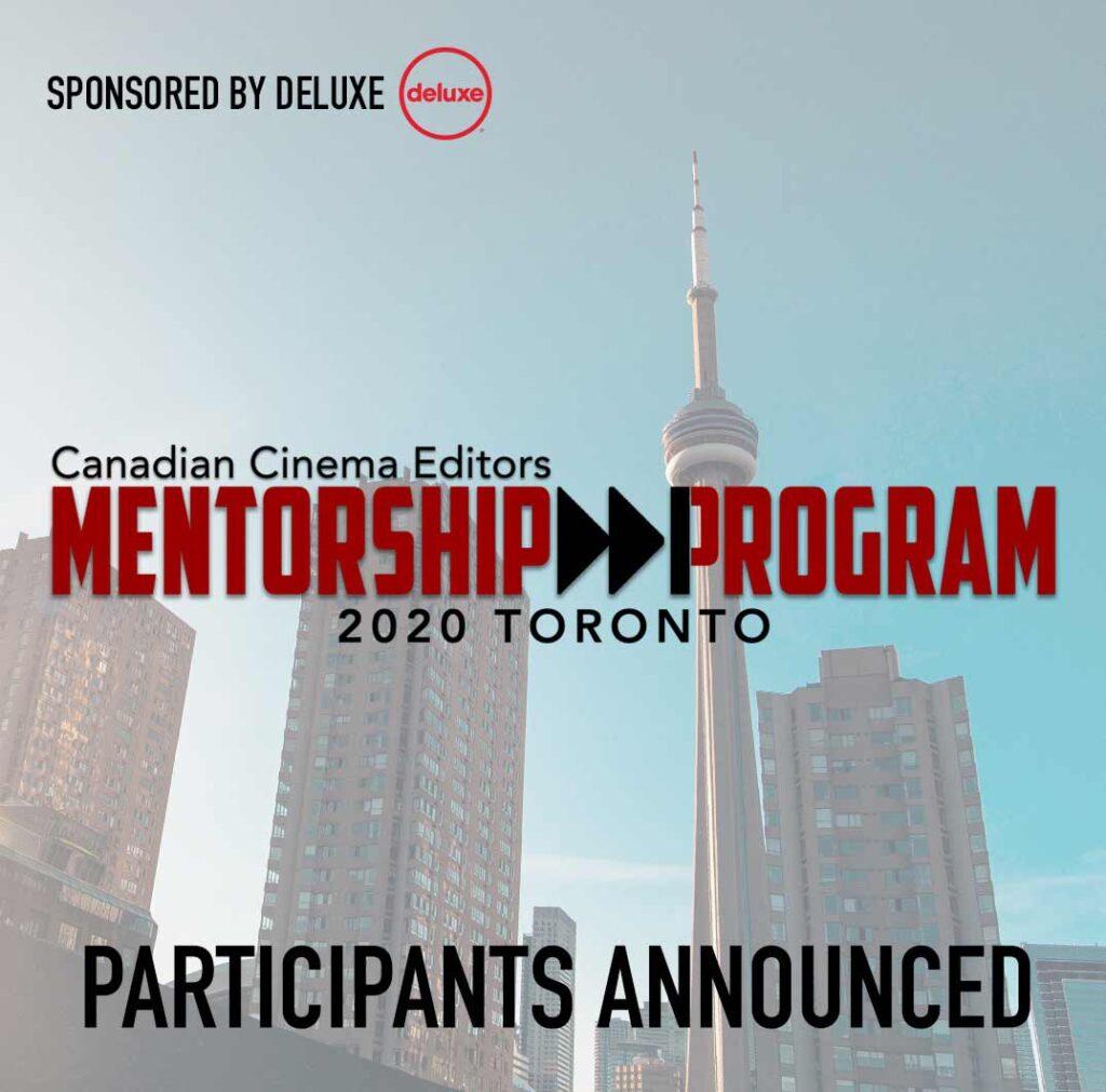 Mentorship Program 2020 Participants