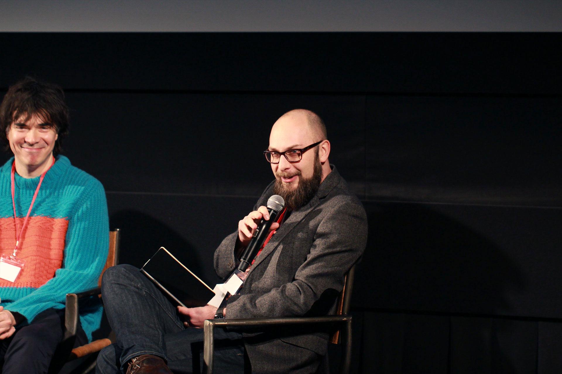 2020 EditCon Panel 2 no script no problem on stage at TIFF