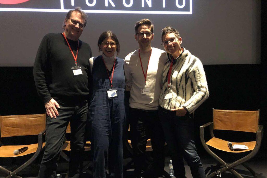 2020 EditCon Panel 3 no script no problem on stage at TIFF