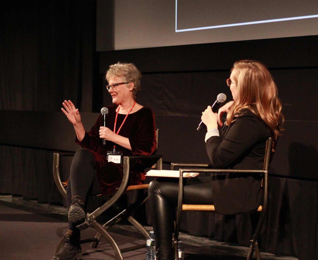 2020 EditCon Panel 4 no script no problem on stage at TIFF