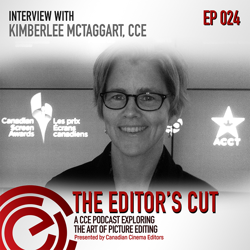 Episode 024: Interview with Kimberlee McTaggart, CCE