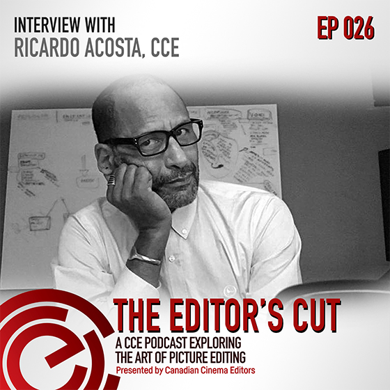 Episode 026: Interview with Ricardo Acosta, CCE