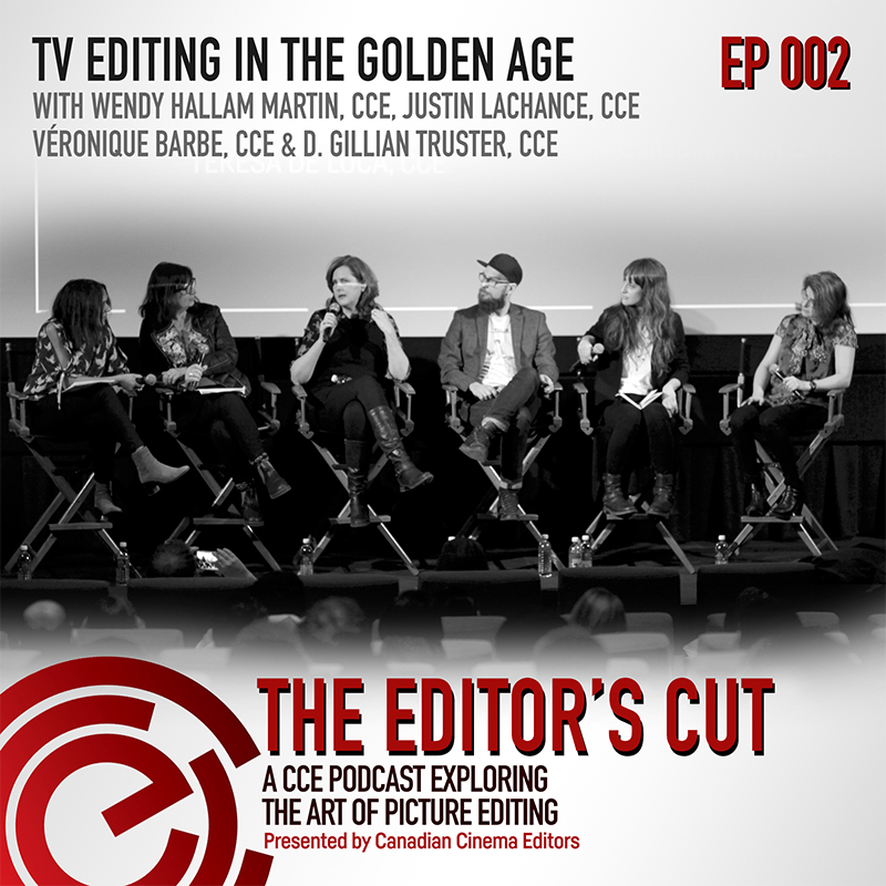 Episode 002: TV Editing in the Golden Age