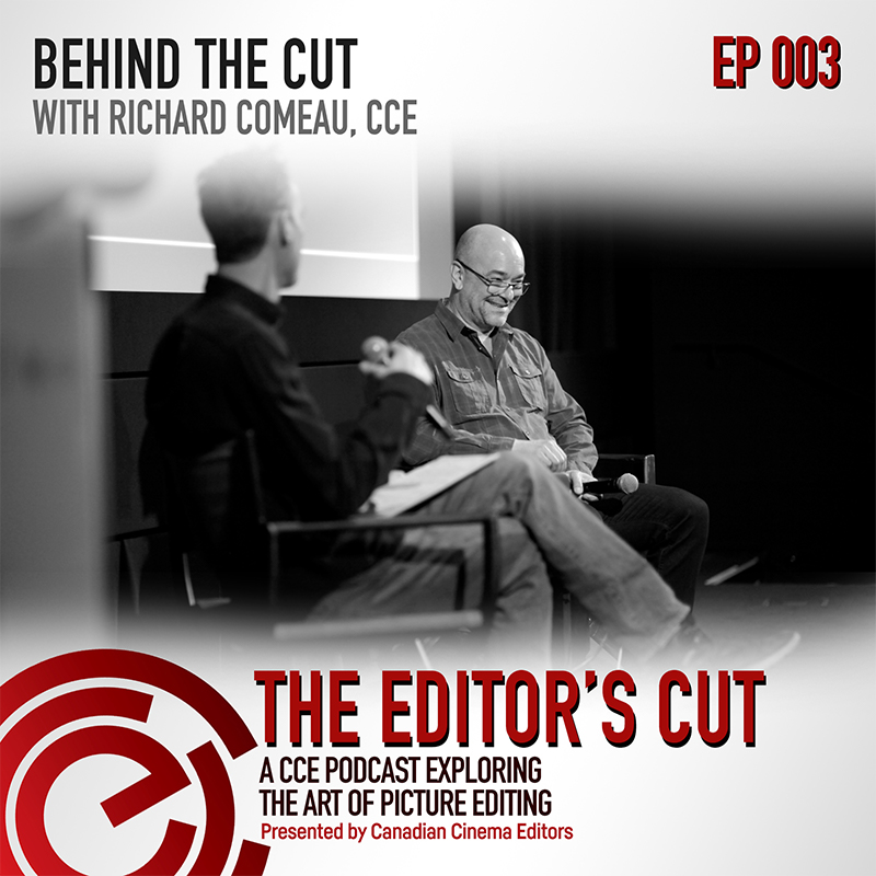 Episode 003: Behind the cut with Richard Comeau, CCE