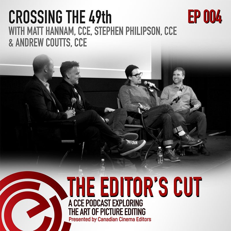 Episode 004: Crossing the 49th