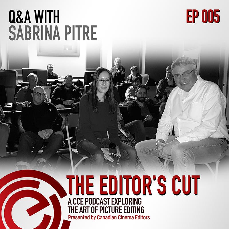 Episode 005: Q&A with Sabrina Nitre