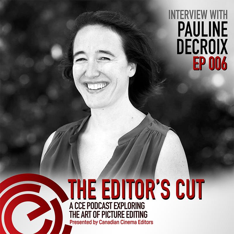 Episode 006: Interview with Pauline Decroix