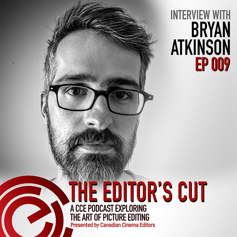 Episode 009: Interview with Bryan Atkinson