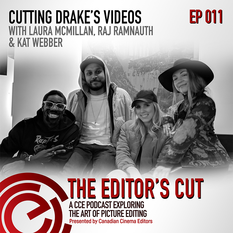 Episode 011: Cutting Drake's Videos