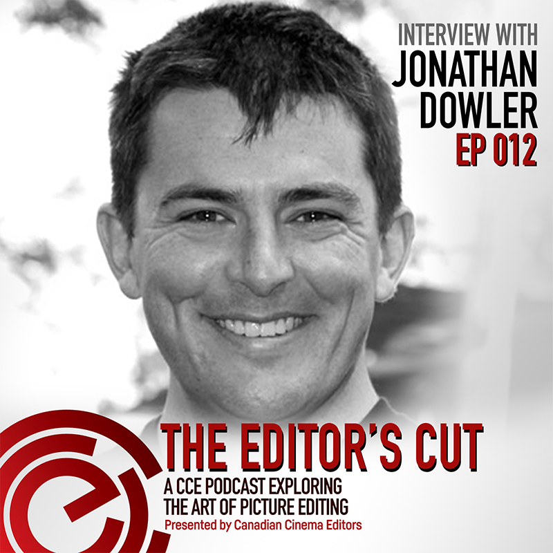Episode 012: An interview with Jonathan Dowler