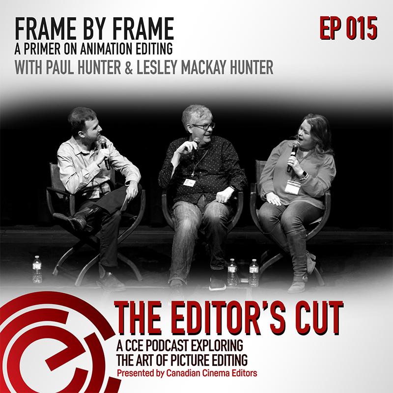 Episode 015: Frame by Frame A Primer on Animation Editingson