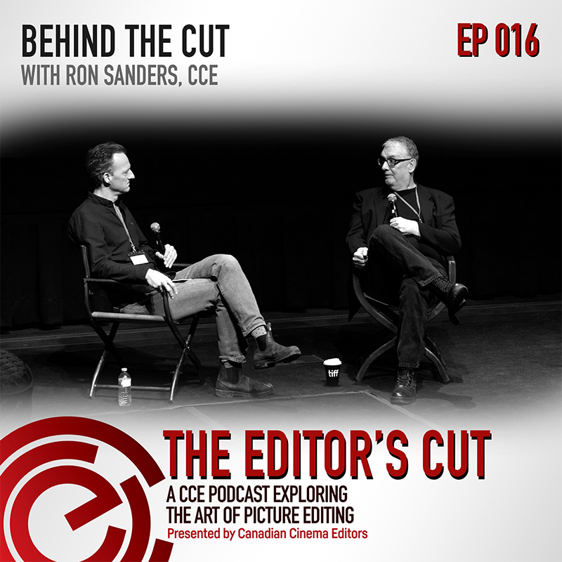 Episode 016: Behind the Cut
