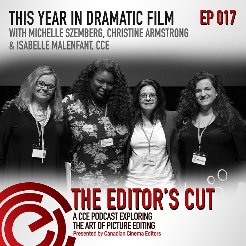 Episode 017: This Year In Dramatic Film