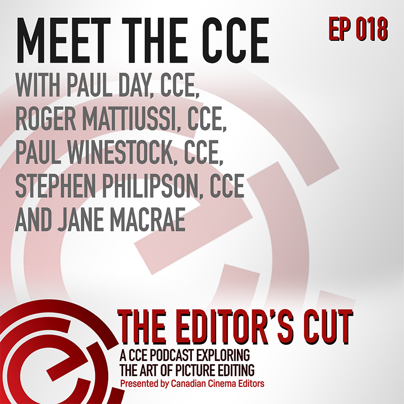 Episode 018: Meet the CCE