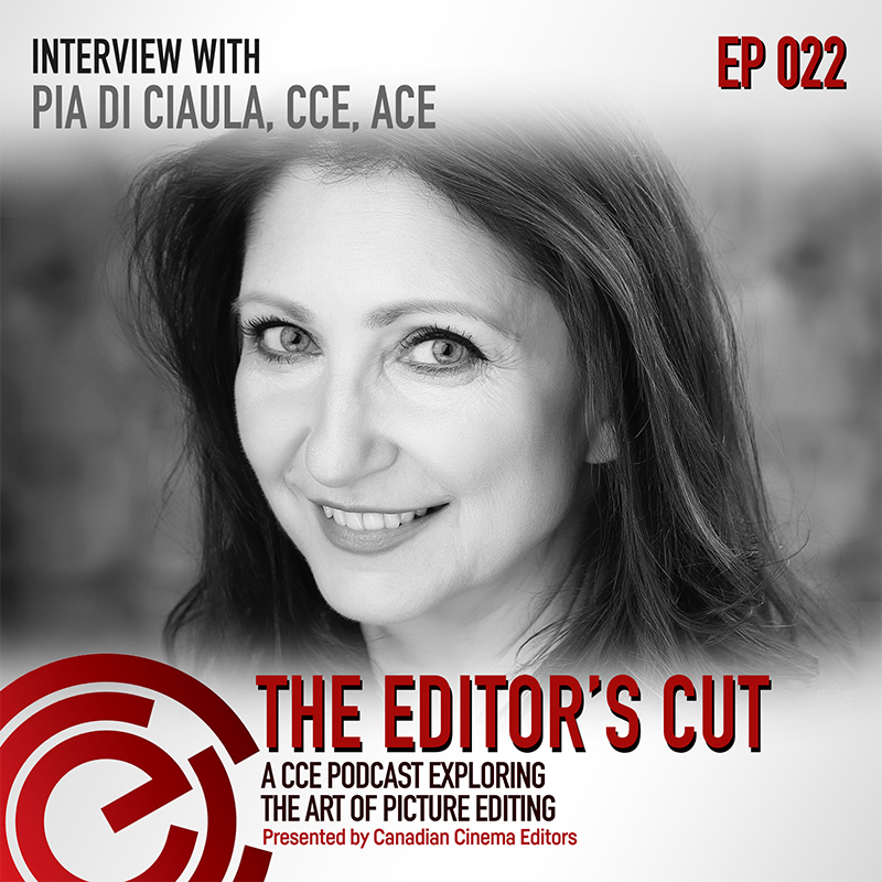 Episode 022: Interview with Pia Di Ciaula, CCE, ACE