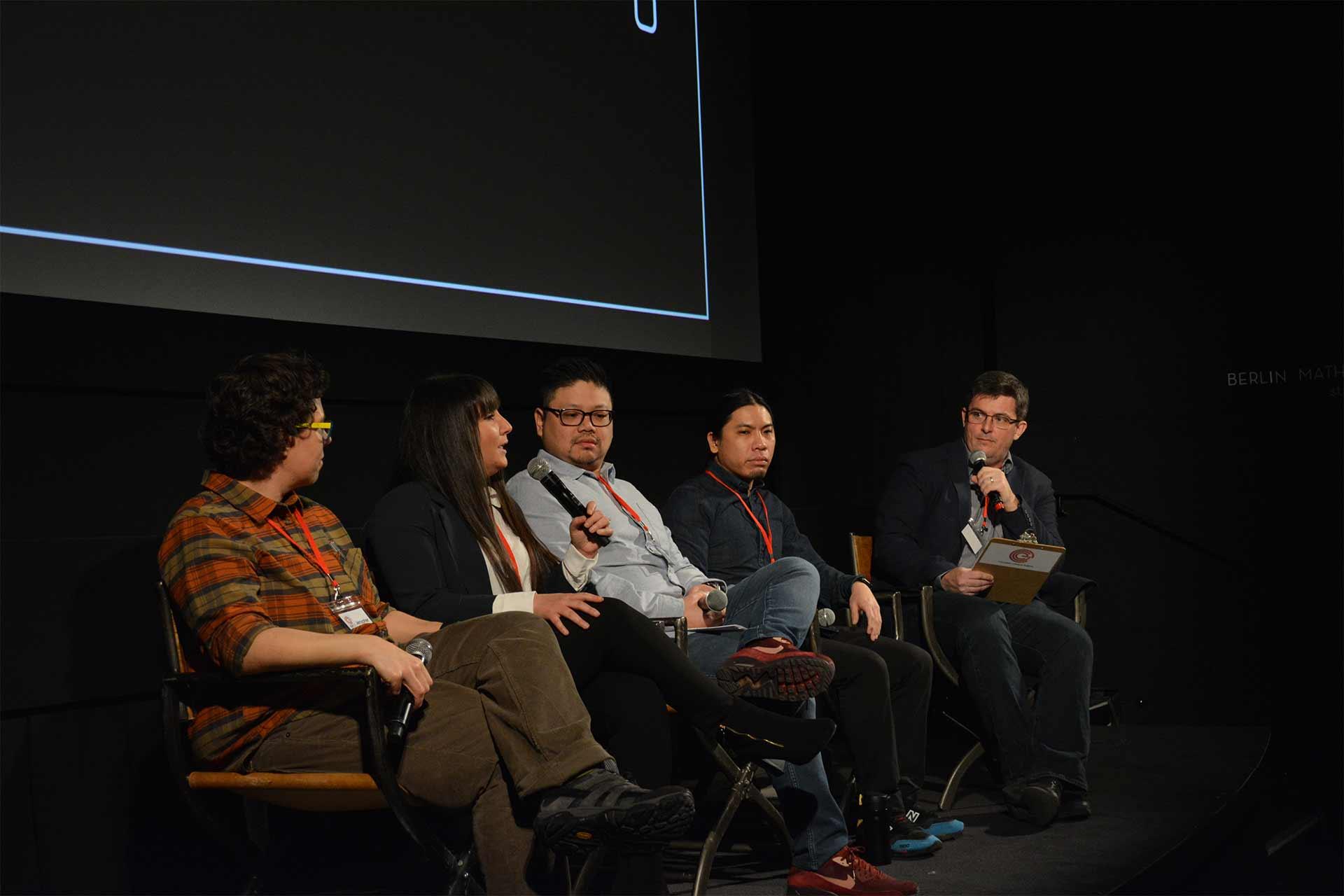 2020 EditCon Panelist 1 group