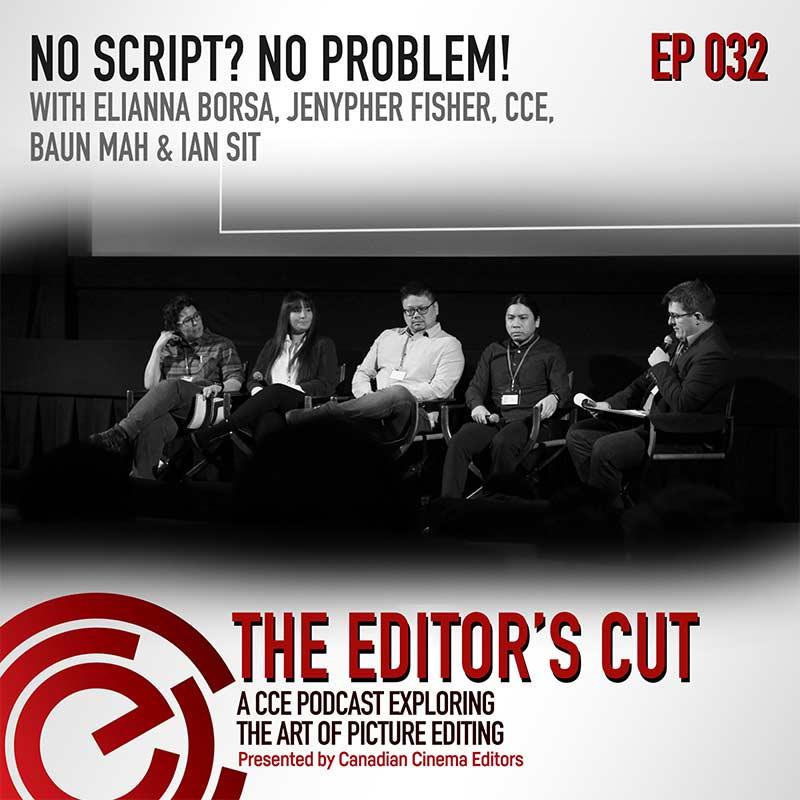Episode 32: No Script? No problem!