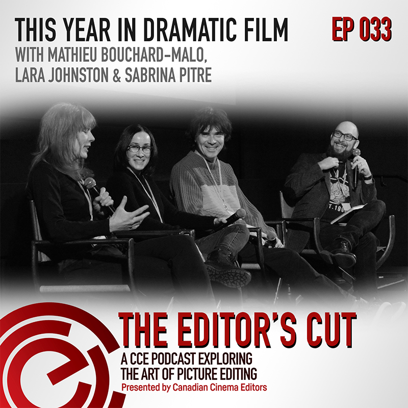 Episode 033: This Year in Dramatic Film