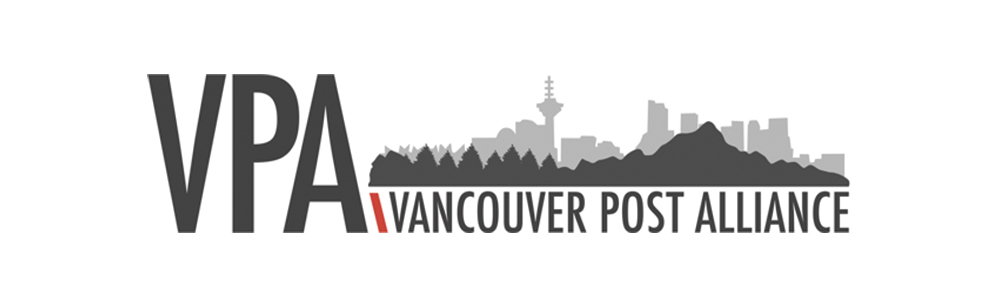 Vancouver Post Alliance Logo Sponsor
