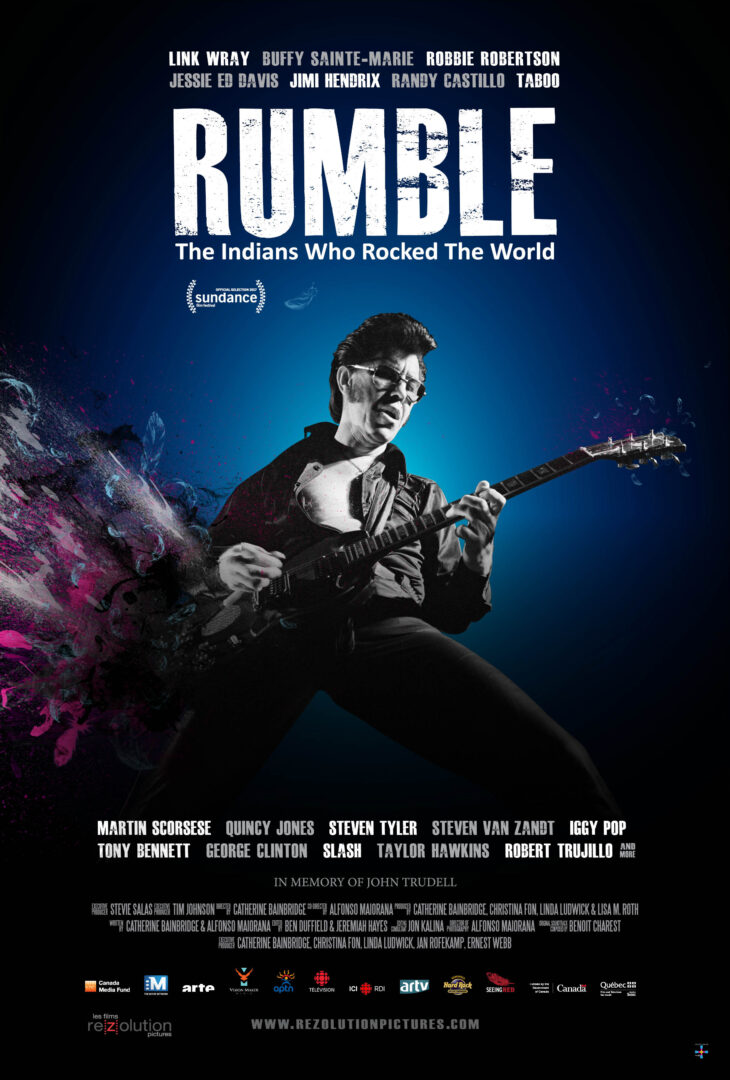Rumble Poster Episode 005 Ben Duffield