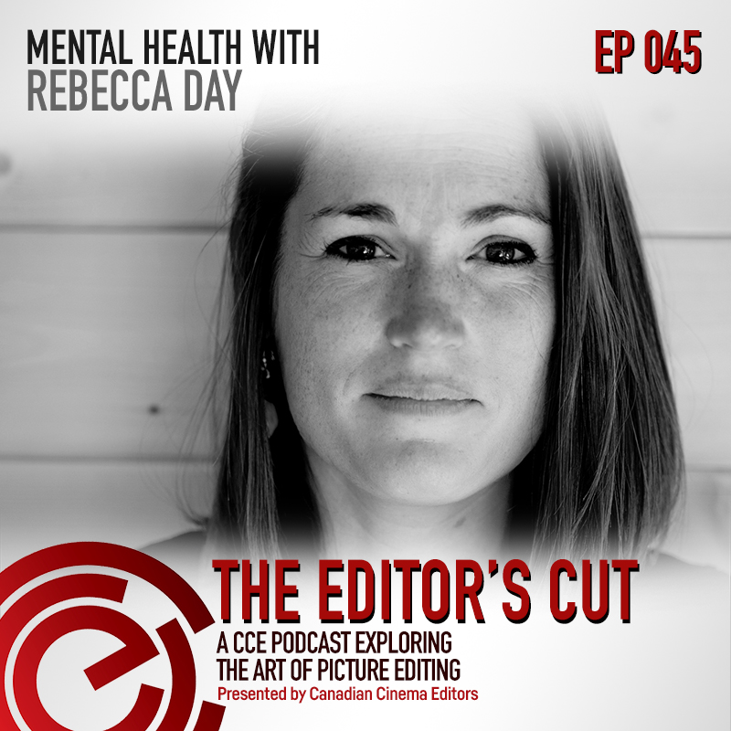 Episode 045 - Mental Health with Rebecca Day