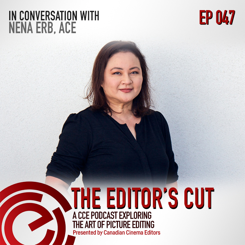 The Editors Cut - Episode 047 - In Conversation with Nena Erb, ACE