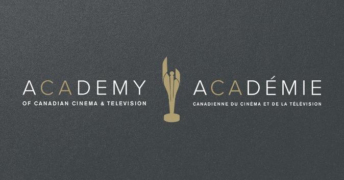 Canadian Screen Awards Logo 2021 Nominations